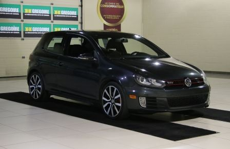 2012 Volkswagen Golf A/C TOIT MAGS in Repentigny