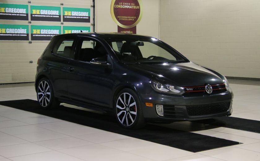 2012 Volkswagen Golf A/C TOIT MAGS #0