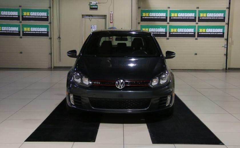 2012 Volkswagen Golf A/C TOIT MAGS #1