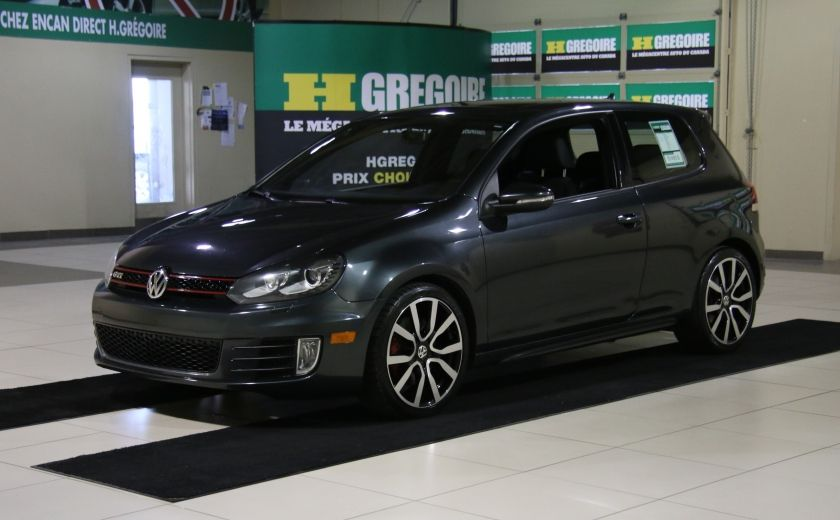 2012 Volkswagen Golf A/C TOIT MAGS #2