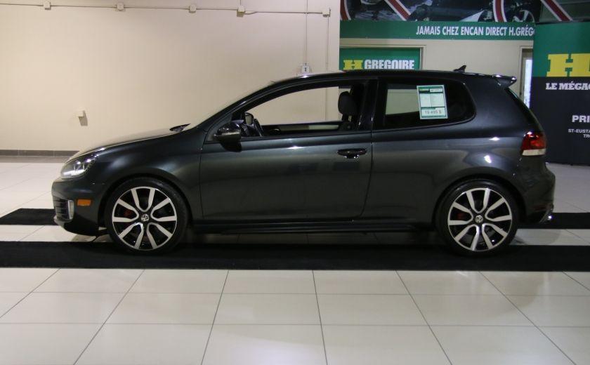 2012 Volkswagen Golf A/C TOIT MAGS #3