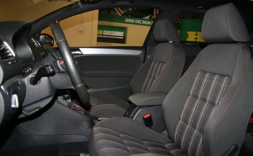 2012 Volkswagen Golf A/C TOIT MAGS #7