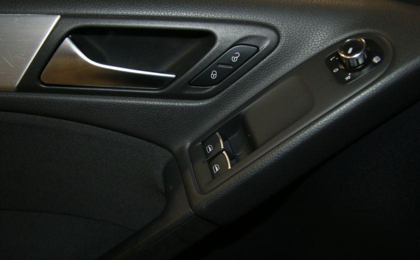 2012 Volkswagen Golf A/C TOIT MAGS #8