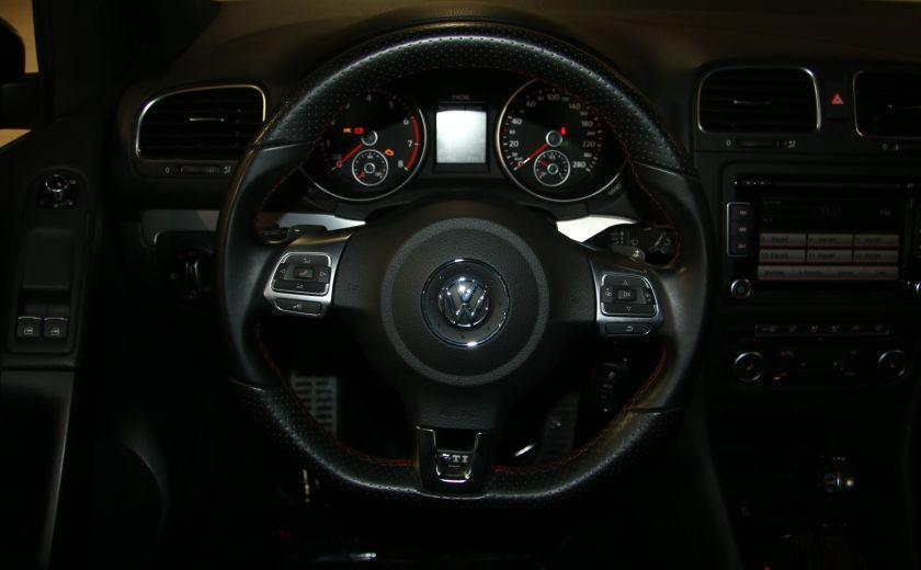 2012 Volkswagen Golf A/C TOIT MAGS #12
