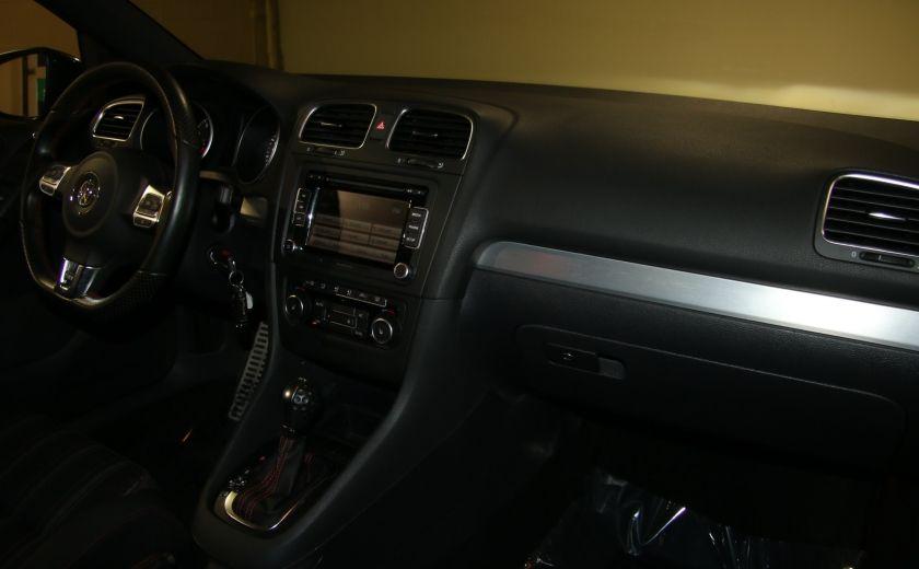 2012 Volkswagen Golf A/C TOIT MAGS #18