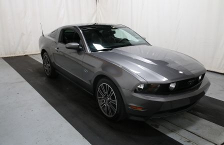 2010 Ford Mustang COUPE GT CUIR TOIT PANORAMIQUE #0