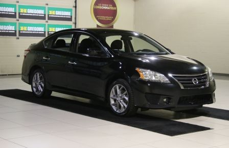2014 Nissan Sentra SR AUTO A/C GR ELECT MAGS BLUETOOTH in Estrie