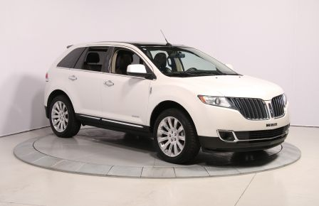 2011 Lincoln MKX AWD AUTO A/C CUIR TOIT MAGS BLUETOOTH in Lévis