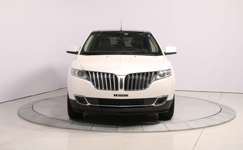 2011 Lincoln MKX AWD AUTO A/C CUIR TOIT MAGS BLUETOOTH #1