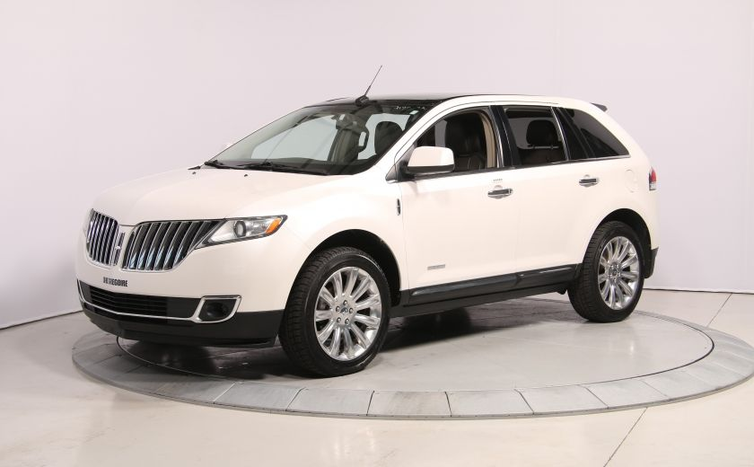 2011 Lincoln MKX AWD AUTO A/C CUIR TOIT MAGS BLUETOOTH #2