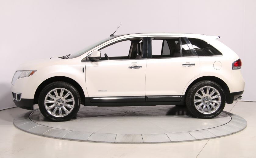 2011 Lincoln MKX AWD AUTO A/C CUIR TOIT MAGS BLUETOOTH #3