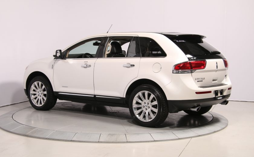 2011 Lincoln MKX AWD AUTO A/C CUIR TOIT MAGS BLUETOOTH #4