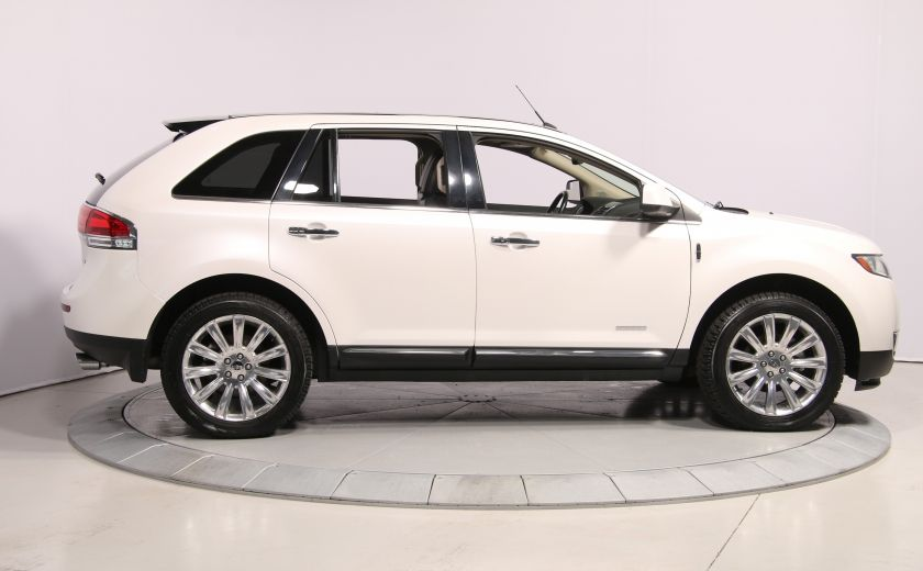 2011 Lincoln MKX AWD AUTO A/C CUIR TOIT MAGS BLUETOOTH #7