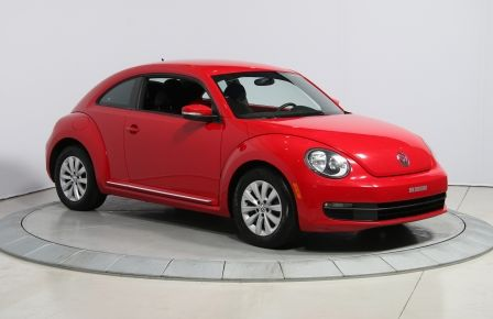 2012 Volkswagen BEETLE Highline A/C GR ELECT MAGS in Blainville