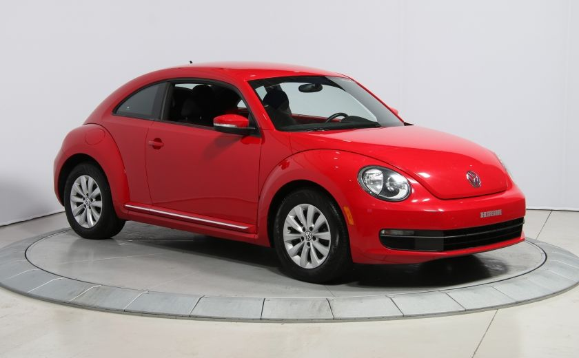2012 Volkswagen BEETLE TRENDLINE A/C GR ELECT MAGS #0