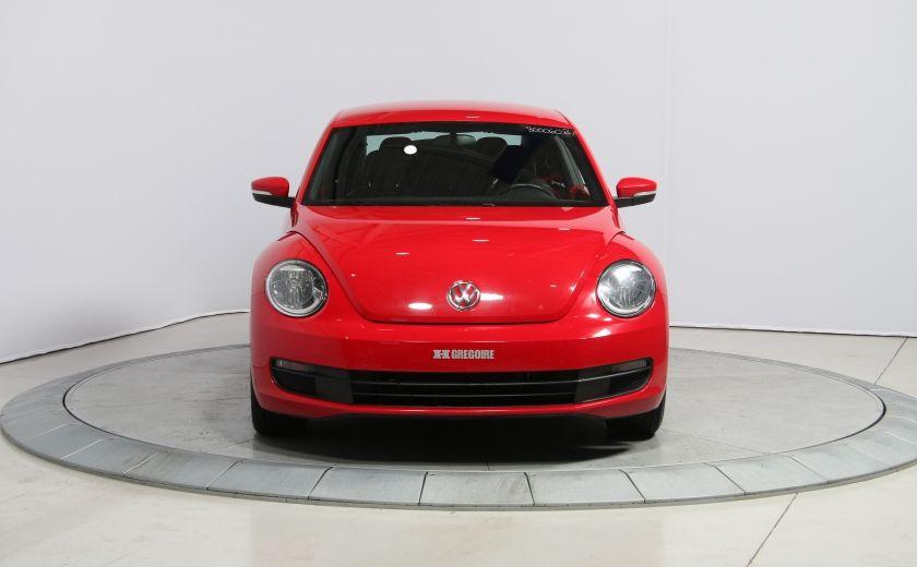 2012 Volkswagen BEETLE TRENDLINE A/C GR ELECT MAGS #1