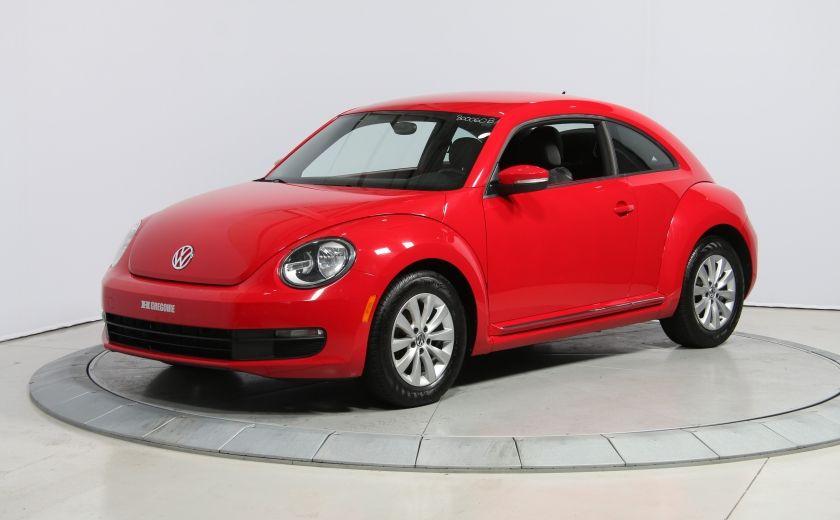 2012 Volkswagen BEETLE TRENDLINE A/C GR ELECT MAGS #2