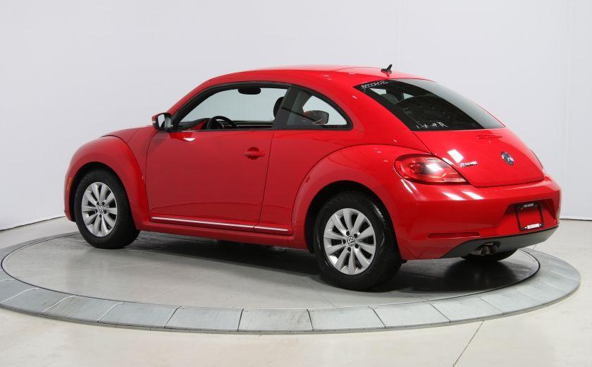 2012 Volkswagen BEETLE TRENDLINE A/C GR ELECT MAGS #4