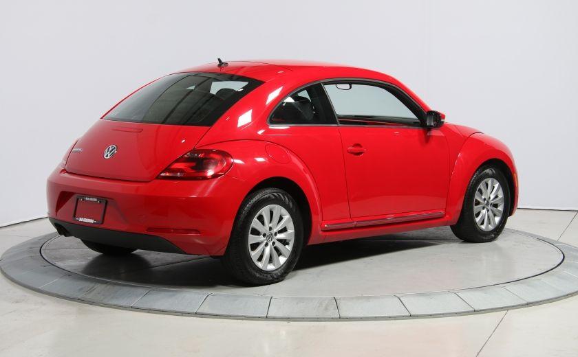 2012 Volkswagen BEETLE TRENDLINE A/C GR ELECT MAGS #6
