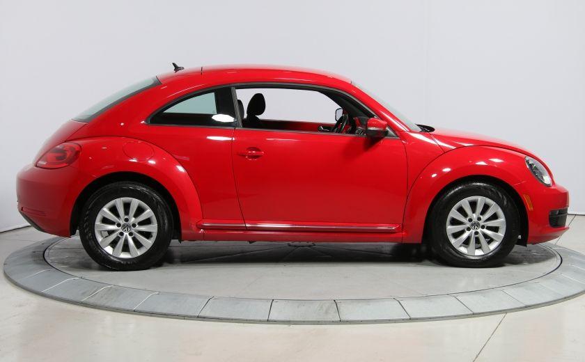 2012 Volkswagen BEETLE TRENDLINE A/C GR ELECT MAGS #7