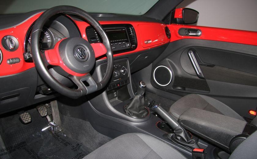 2012 Volkswagen BEETLE TRENDLINE A/C GR ELECT MAGS #8