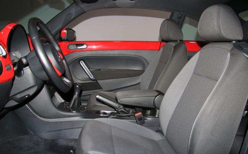 2012 Volkswagen BEETLE TRENDLINE A/C GR ELECT MAGS #9