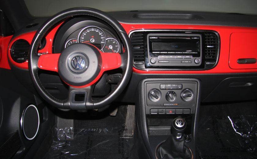 2012 Volkswagen BEETLE TRENDLINE A/C GR ELECT MAGS #12