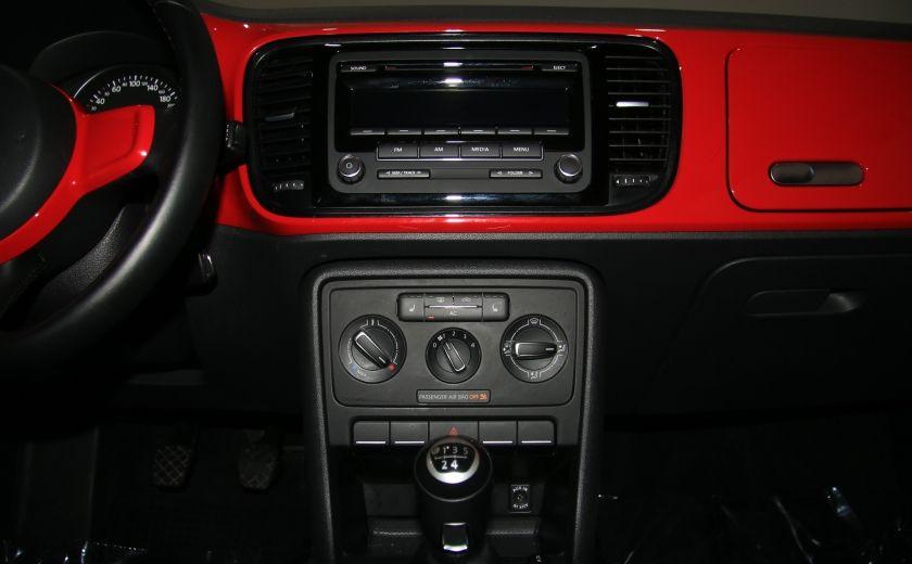 2012 Volkswagen BEETLE TRENDLINE A/C GR ELECT MAGS #14