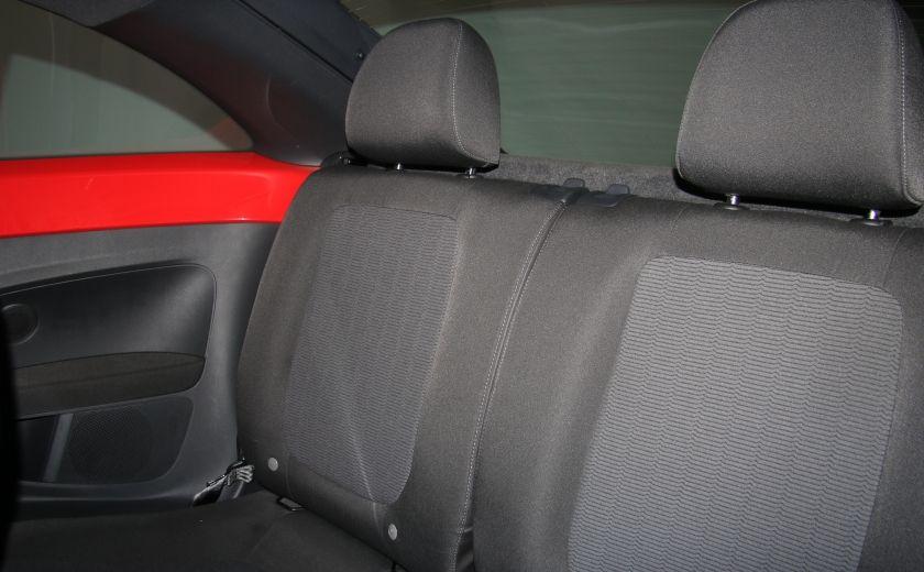2012 Volkswagen BEETLE TRENDLINE A/C GR ELECT MAGS #16