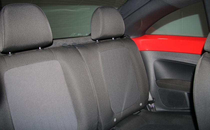 2012 Volkswagen BEETLE TRENDLINE A/C GR ELECT MAGS #17