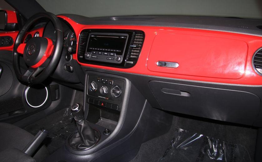 2012 Volkswagen BEETLE TRENDLINE A/C GR ELECT MAGS #18
