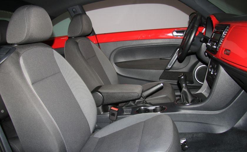 2012 Volkswagen BEETLE TRENDLINE A/C GR ELECT MAGS #20