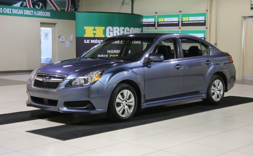 2014 Subaru Legacy 2.5i AWD AUTO A/C GR ELECT BLUETOOTH #2
