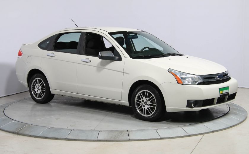 2010 Ford Focus SE A/C GR ELECT MAGS #0
