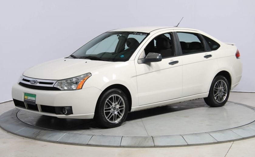 2010 Ford Focus SE A/C GR ELECT MAGS #2