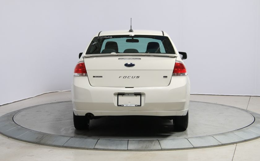 2010 Ford Focus SE A/C GR ELECT MAGS #5