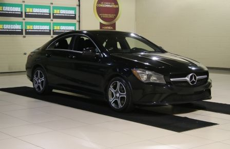 2014 Mercedes Benz CLA250 4 MATIC AUTO CUIR MAGS BLUETOOTH in Abitibi