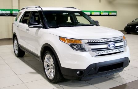 2013 Ford Explorer XLT V6 AWD NAV CAMERA RECUL in Victoriaville