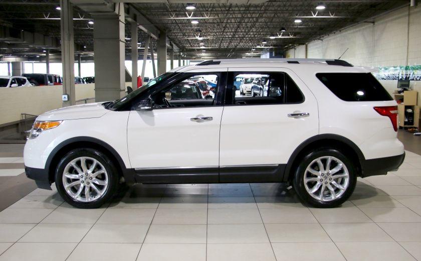 2013 Ford Explorer XLT V6 AWD NAV CAMERA RECUL #3