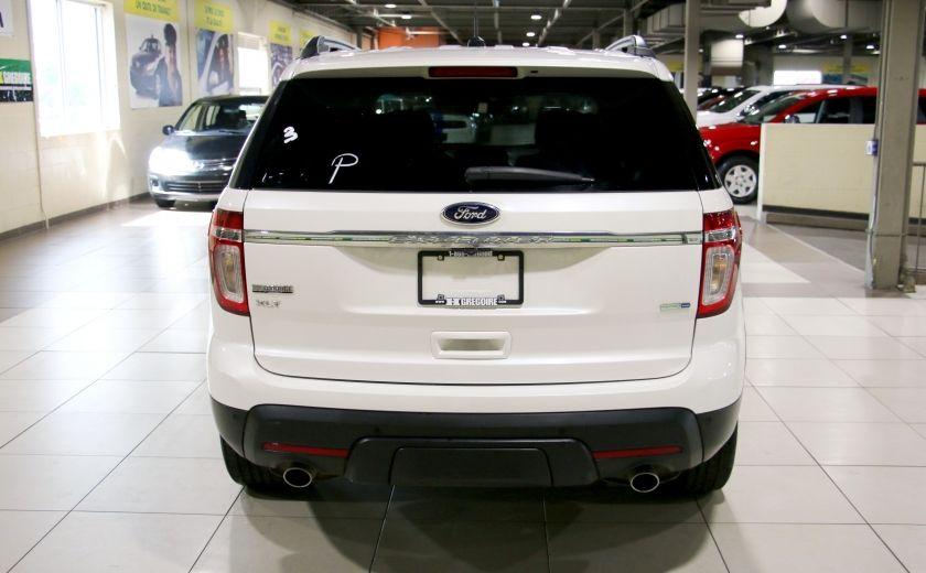 2013 Ford Explorer XLT V6 AWD NAV CAMERA RECUL #5