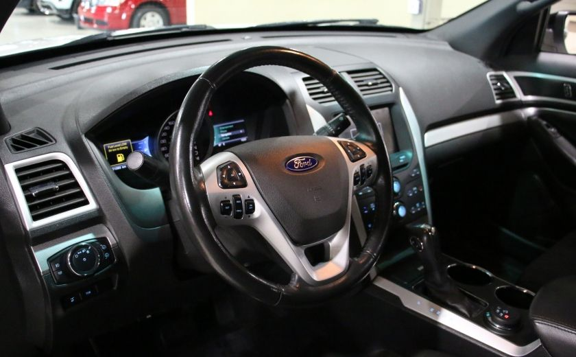 2013 Ford Explorer XLT V6 AWD NAV CAMERA RECUL #8