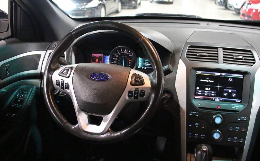 2013 Ford Explorer XLT V6 AWD NAV CAMERA RECUL #13