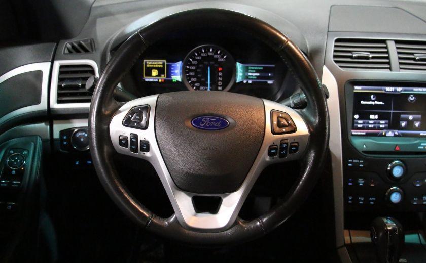 2013 Ford Explorer XLT V6 AWD NAV CAMERA RECUL #14