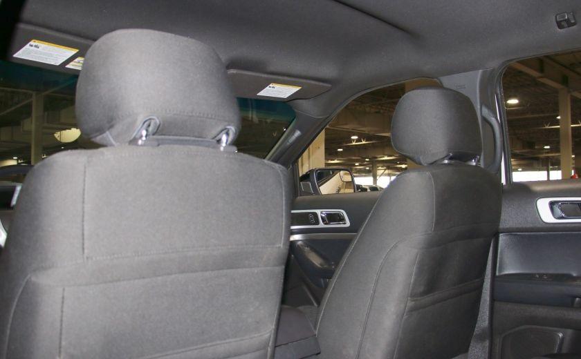 2013 Ford Explorer XLT V6 AWD NAV CAMERA RECUL #22