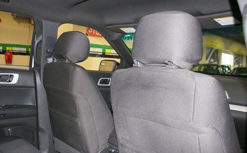 2013 Ford Explorer XLT V6 AWD NAV CAMERA RECUL #24