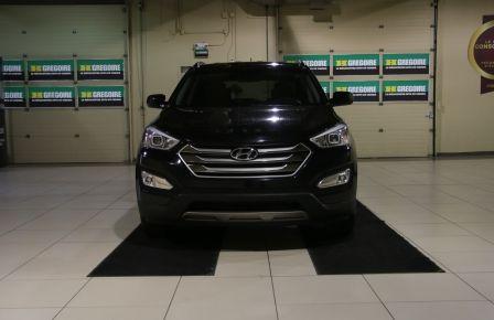 2016 Hyundai Santa Fe Premium AWD A/C GR ELECT MAGS BLUETOOTH à Sept-Îles