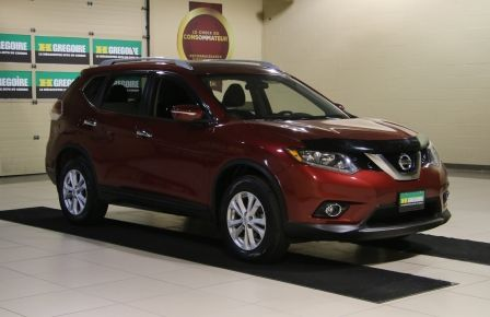 2015 Nissan Rogue SV AWD AUTO A/C TOIT PANO MAGS BLUETOOTH in Abitibi