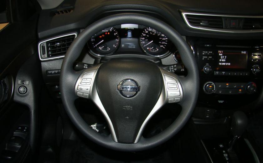 2015 Nissan Rogue SV AWD AUTO A/C TOIT PANO MAGS BLUETOOTH #15