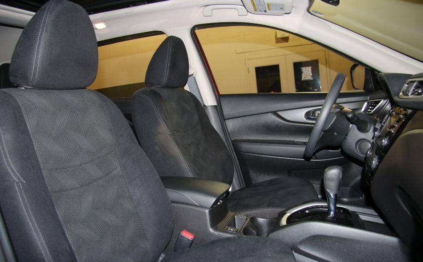 2015 Nissan Rogue SV AWD AUTO A/C TOIT PANO MAGS BLUETOOTH #28