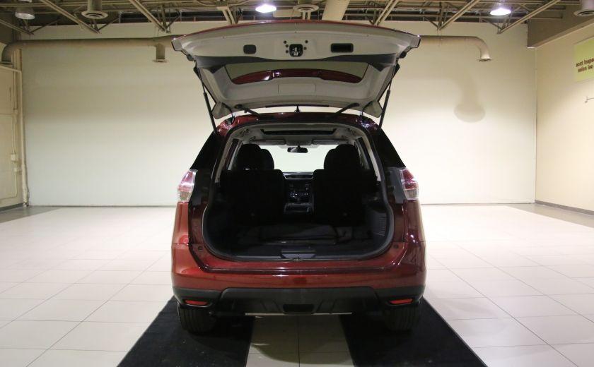 2015 Nissan Rogue SV AWD AUTO A/C TOIT PANO MAGS BLUETOOTH #31